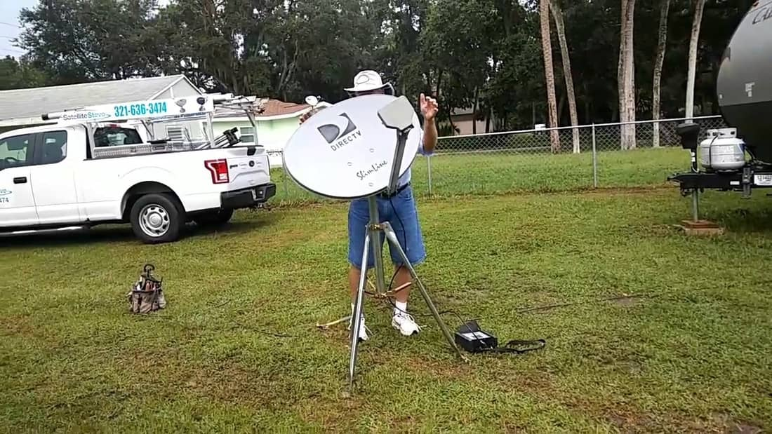Best satellite dish installation services near me