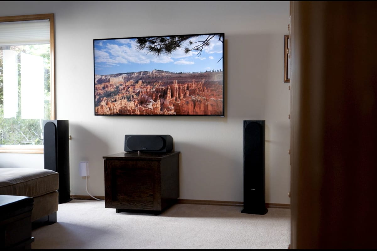 TV Setup Services